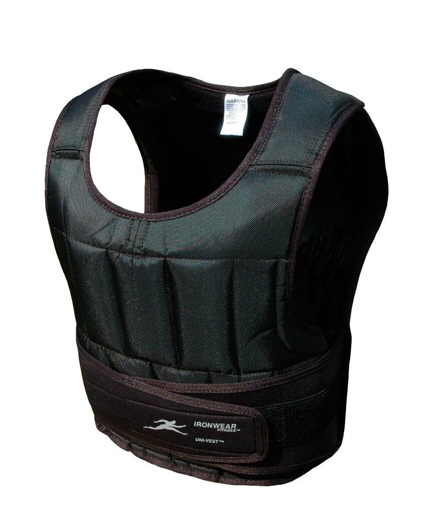 Ironwear® Short UniVest® Shell FlexMetal® MADE IN USA FreeShip