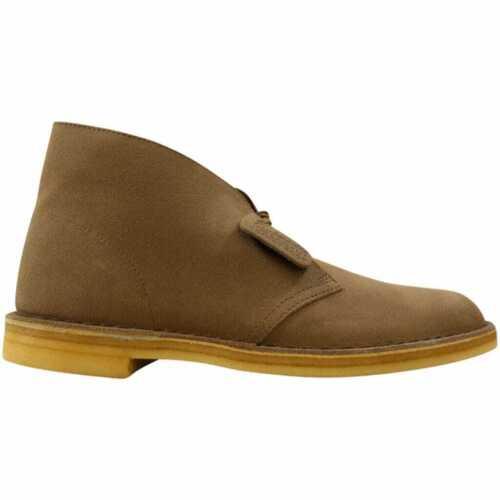 Clarks Desert Boot Wolf Suede Men/'s Size 13 70101
