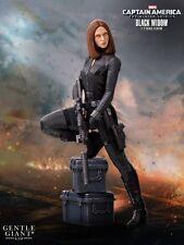 Gentle Giant Marvel Black Widow Collector's Gallery Statue New