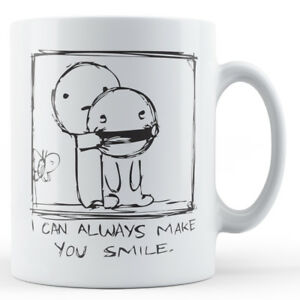 Decorative Every I Can Always Make You Smile Printed Mug Ebay