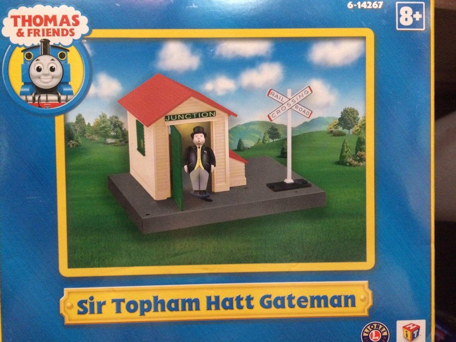 ahorrar en el despacho Lionel 14267 Sir Topham Hatt Gateman Gateman Gateman Nuevo en Caja   alto descuento