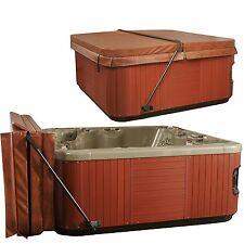 Durable Top Shock Portable Cover Lift Mount Spa Lifter Hot Tub Bath Jacuzzi