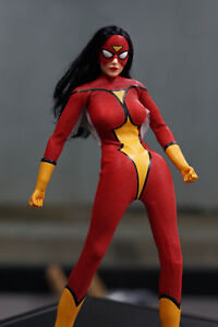 In Stock New 1 6 Scale Toys Era Te020 Lady Crimson 12in Action