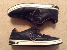 VGC! Men's True Religion Navy Blue Sneakers Sz 10 *See Description