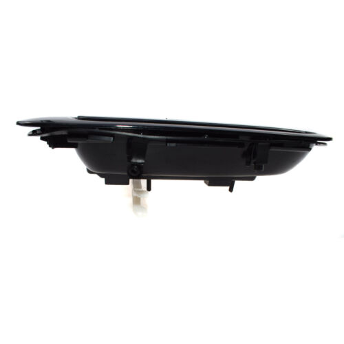 Rear Right Outside Outer Exterior Door Handle Black For Corolla Prizm Chevrolet