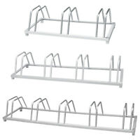3/4/5 BIKE FLOOR / WALL MOUNT CYCLE RACK BICYCLE STORAGE LOCKING GARAGE STAND