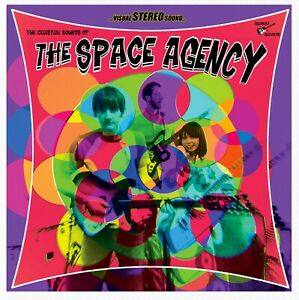 The-Space-Agency-The-Celestial-Sounds-of-The-Space-Agency-New-12-034-Vinyl-LP