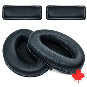 Replacement Ear Pads Cushions Earpad Cover Headband Sennheiser RS160 RS170 RS180