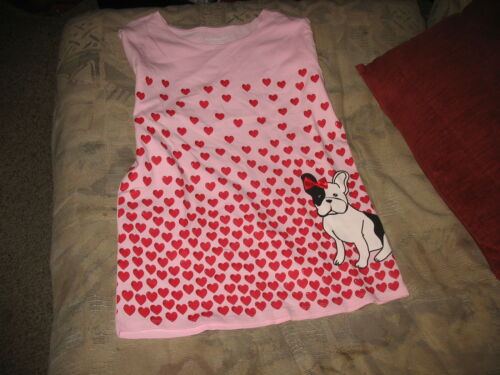 American Girl CL LE GRACES PUPPY TEE SIZE LARGE 14//16 for Girl Heart Dog NEW