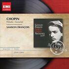 Chopin: Pr'ludes; Nocturnes ECD (CD, Feb-2012, 2 Discs, EMI Classics)