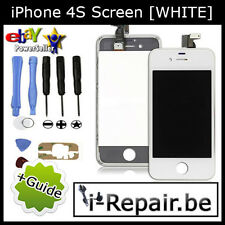 NEW iPhone 4S Screen Scherm écran Glas +  Frame + Digitizer !FULL ASSEMBLY KIT!