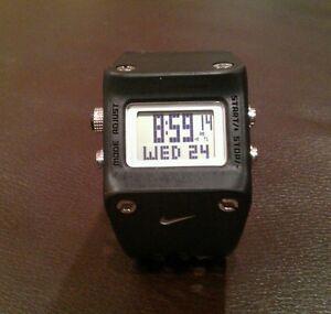 0dee03090a14 Reloj Cronógrafo serie De Cincel Nike Para Hombre WC0045 Negro ...