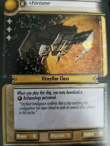 Star Trek CCG 2E Energize Vile Deception 2R91