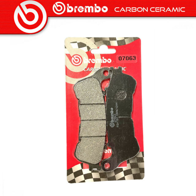Brake Pads BREMBO Front for Honda Silver Wing GT400 ABS FJS400A 09>17
