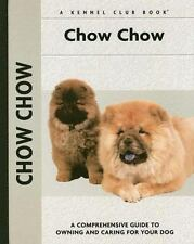 Chow Chow : Richard G Beauchamp : Kennel Club Books : New  Hardcover @ZB