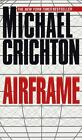 Airframe by Michael Crichton (1997, Paperback)