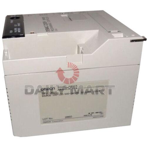 New in Box Omron C200H-CPU02 Programmable Controller CPU Module Unit C200HCPU02