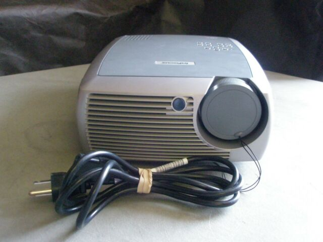 INFOCUS X2 DLP PORTABLE PROJECTOR, WORKS GREAT!!! ***NOISY COLOR WHEEL***