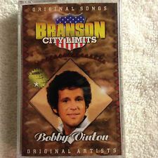 New/Sealed - Branson City Limits - Bobby Vinton - Cassette Tape - 1997 Sony   #2