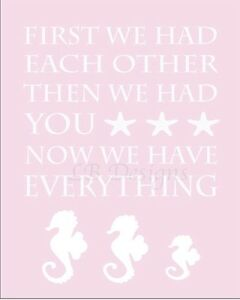 Image Is Loading Pink And White Seahorse Nursery Print Mermaid