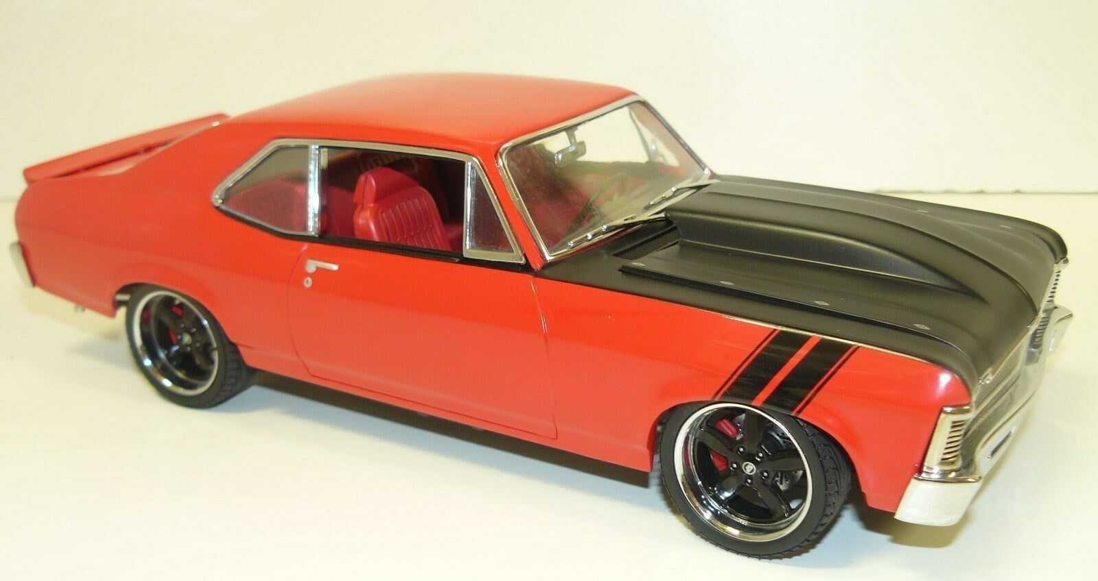 1 18 ACME Red Overkill Nova , LE   102, first one of the production run,