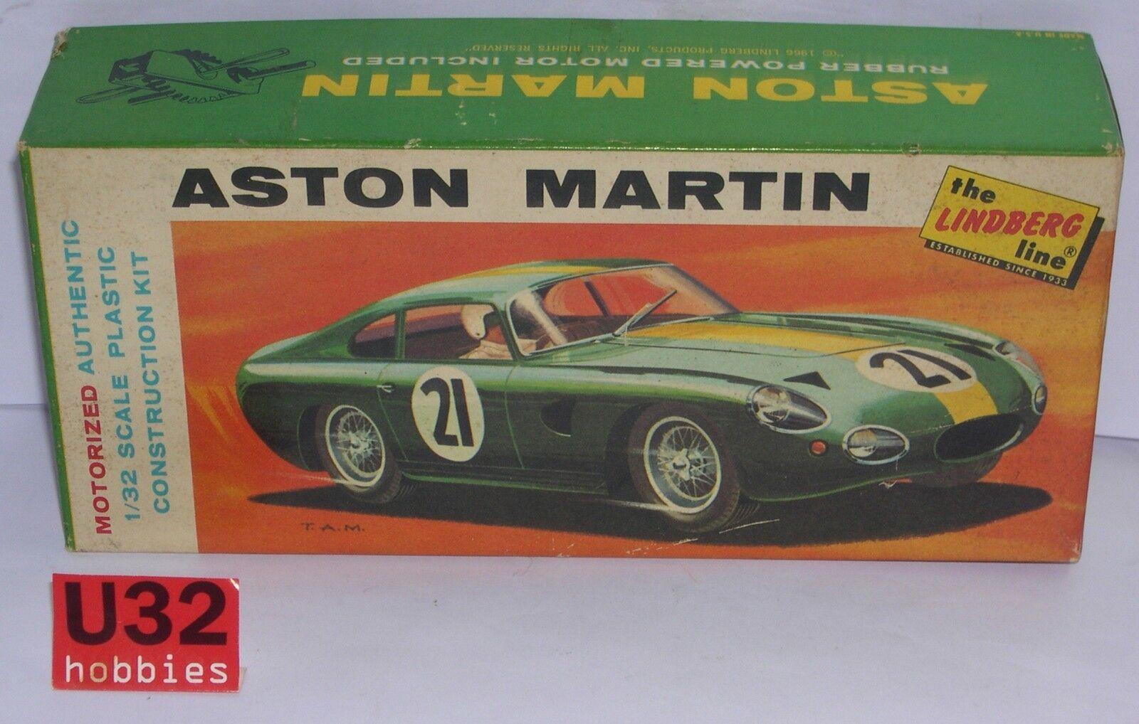 FN LINDBERG 6024 KIT 1 32 ASTON MARTIN MARTIN MARTIN 0d4ba6