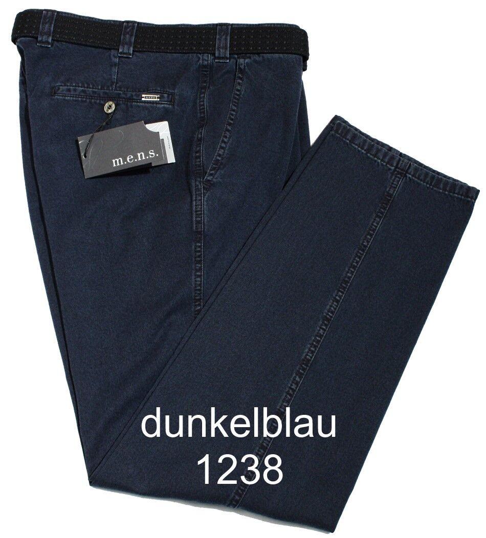 M.E.N.S. Jeans Stretch dunkelblue Gr. 24 U MENS Madrid 1238 leicht 1200203