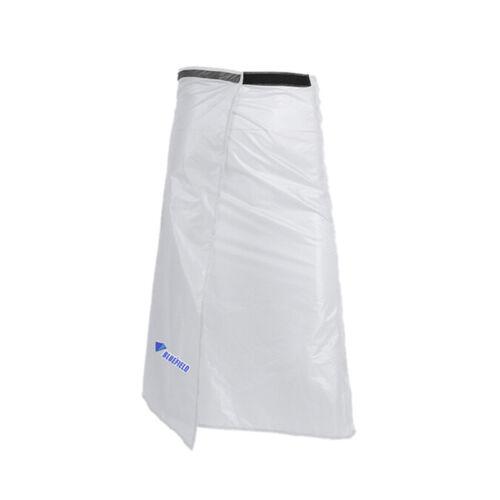 15D Nylon Cycling Camping Hiking Rain Pants Lightweight Waterproof Rain Skirt 3C
