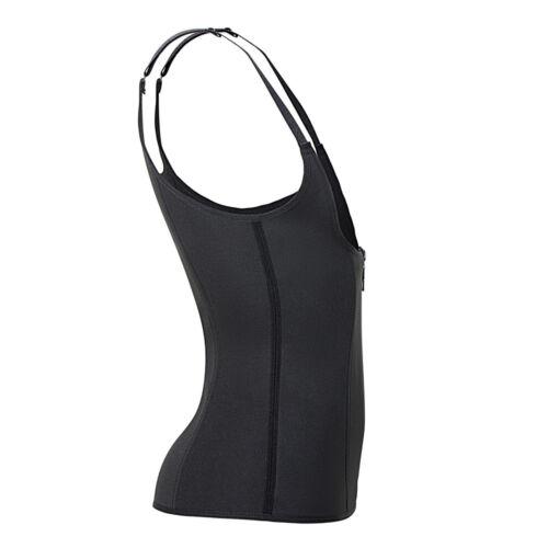 Ladies Fitness Corset Waist Trainer Cincher Body Shaper Slimming Vest Underbust.
