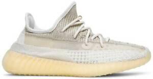 Adidas Yeezy Boost 350 V2 White Sneakers Size Men's 6.5 FZ5246 NEW NIB