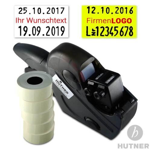 SET Uno S20 Preisauszeichner inkl 5 Rollen Etiketten 26x16 RE