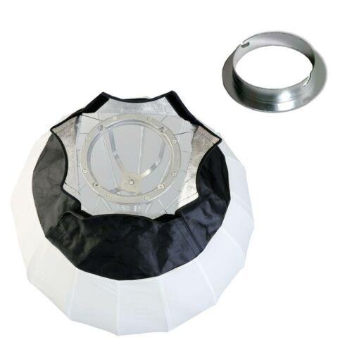 Ball-Softbox 65 cm für ELINCHROM Fotostudio Blitz Soft-Box 360° Ambient Light