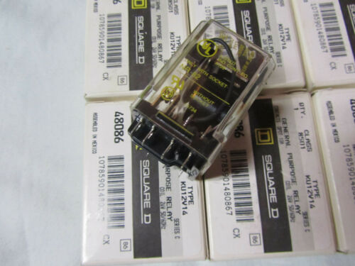 24 V by Square D Relay Switching $18.30 ea