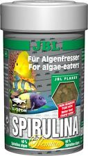 JBL Spirulina - Food For Algae Eating Fish & Shrimp - 100ml @ BARGAIN PRICE!!!