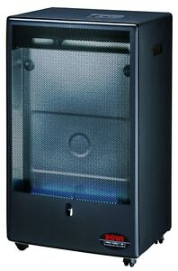 Rowi HGO 3400//2 K Pro Gas-Katalytofen Gasheizer Heizgerät Heizung Ofen Gasofen
