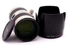 Canon 70-200mm F/2.8 L IS USM EF Mount Lens