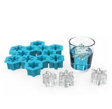 True Fabrications TrueZoo Snowflake - Silicone Ice Cube Tray / Mold
