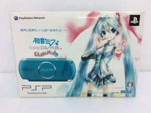 Miku-Hatsune-Project-DIVA-2nd-full-pack-Sega-PlayStation-PSP-sony-rare