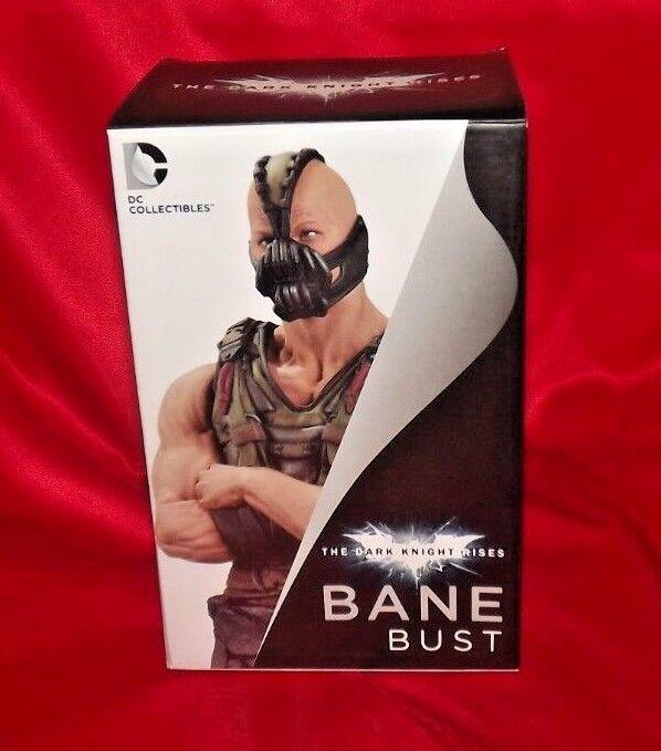 DC Direct Batman Cavaliere Oscuro Sorge Bane Busto CONFEZIONE ORIGINALE