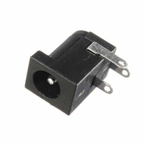 10 Stück 55X21 Dc 005 Elektrische Jack Buchse Power Outlet Audio Video Ansc Q2Z7