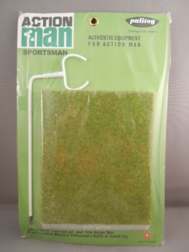 ACTION MAN  40th Carded SPORTSMAN GRASS STAND
