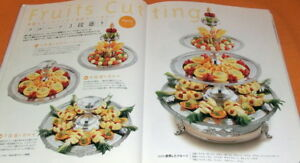 Fruits-Cutting-Technique-book-from-Japan-Japanese-0722