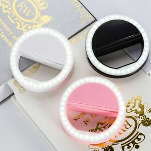 Accessories For Phone Fill Flash Camera Photography 36 LED Ring Light