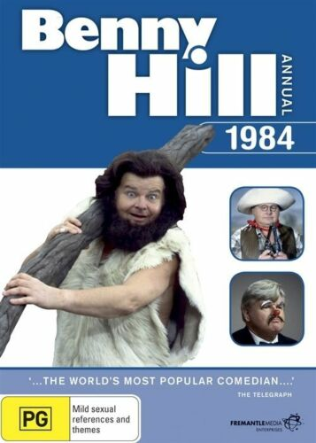 1 of 1 - Benny Hill 1984 (DVD, 2012)