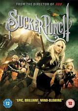 SUCKER PUNCH Zack Snyder*Emily Browning*Vanessa Hudgens Fantasy Action DVD *EXC*