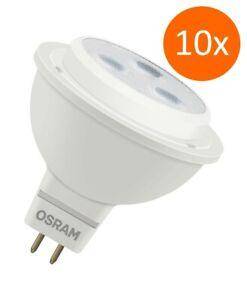 10-x-Osram-Parathom-mr16-20-36-gu5-3-DEL-projecteur-3000k-Blanc-Chaud-comme-20-W