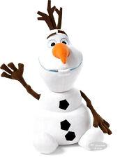 "New Disney Frozen Olaf the Snowman Plush 16"" Tall"