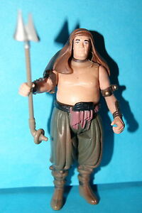 Rancor Keeper-Star Wars Power of the Force-MOC-Jabba