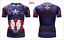 Superhero-Superman-Marvel-Panther-3D-Compression-T-shirt-Fitness-Cycling-GYM-TOP thumbnail 15