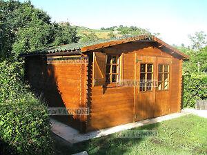 Casetta in legno ad incastro blockhaus pareti da 28 mm for Casette in legno usate ebay